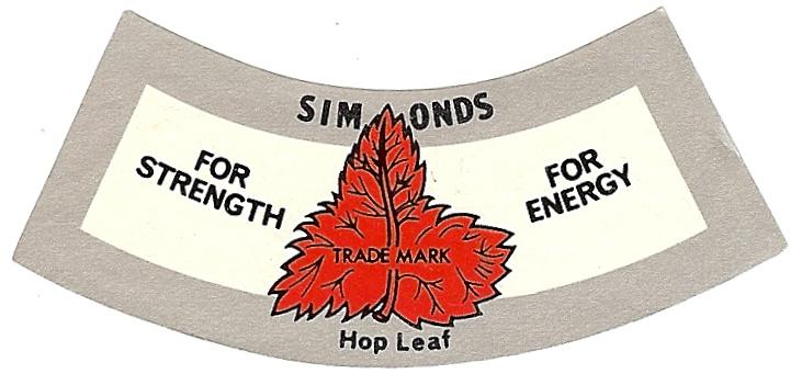 Velvet Stout 7a neck label