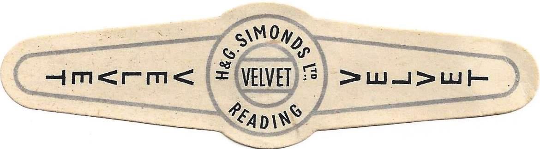 Velvet Stout 7a neck