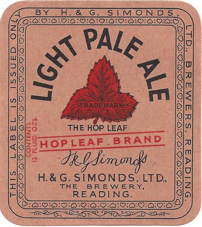 Light Pale Ale 12oz