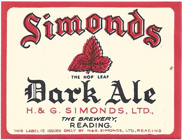 Dark Ale – Wartime size