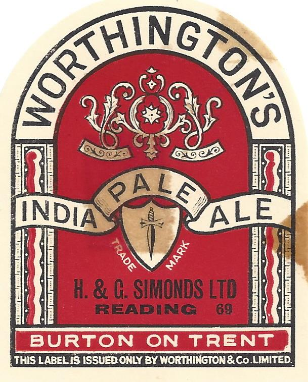 IPA Worthington Reading