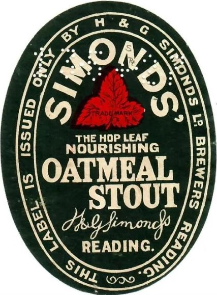 Oatmeal Stout with apostrophe