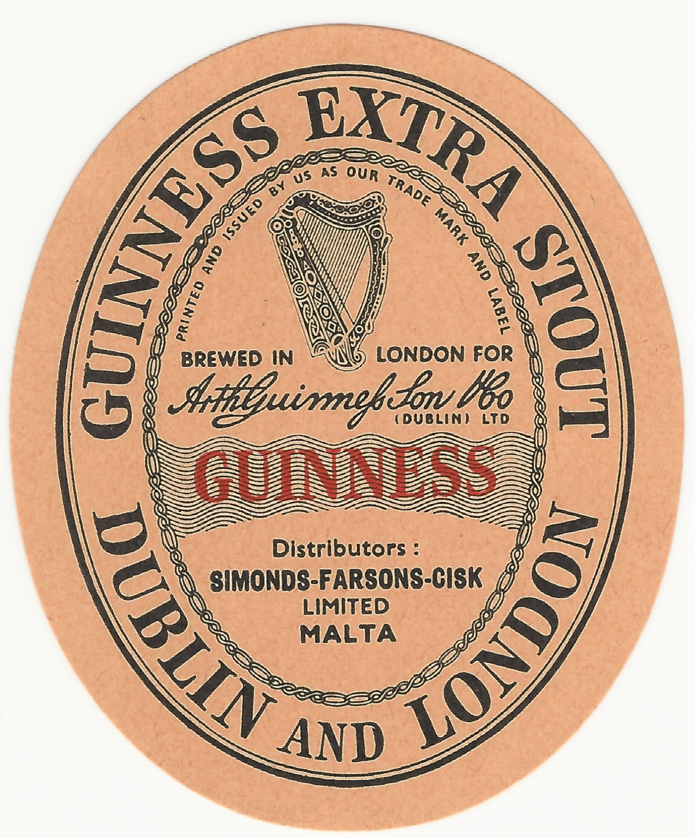 Guinness by Farsons